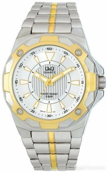 Часы наручные Q&Q Q842 J401 по цене 2650₽ - Наручные часы, фото 0