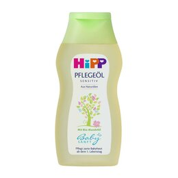 Уход за кожей - Масло Hipp Baby SANFT 200 мл, 0