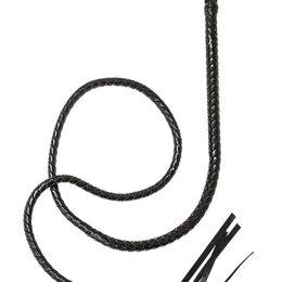 Конный спорт - Черный кнут Prima - 193 см Черный, 0