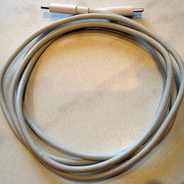 Компьютерные кабели, разъемы, переходники - Date-cabel для Macbook Apple Belkin Micro-USB - Lightning 1,3 м новый, 0