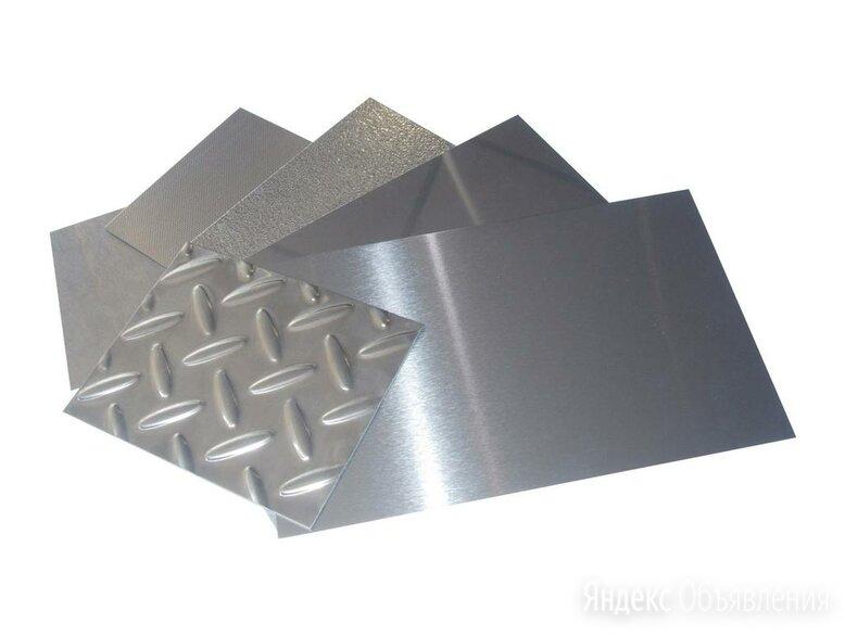 Лист нержавеющий AISI 321 (08-12Х18Н10Т) 12,0х1500х3000 мм горячекатаный по цене 332₽ - Металлопрокат, фото 0