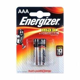 Батарейки - батарейка ААА/LR 03 (мизинчик) MAX (к-т 2шт), 0