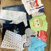 Вещи на мальчика пакетами 62-80 по цене 2700₽ - Комплекты, фото 4
