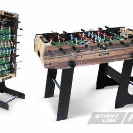 Игровые столы - Настольный футбол новый в наличии в упаковке, 0