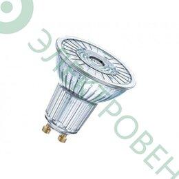 Лампочки - OSRAM 1-PARATHOM PAR16 50 4,6W/827 DIM 230V GU10 36° - светодиодная лампа, 0