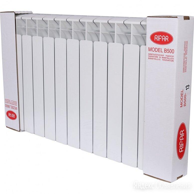 Rifar Радиатор биметаллический RIFAR В500х11 сек по цене 10890₽ - Обогреватели, фото 0