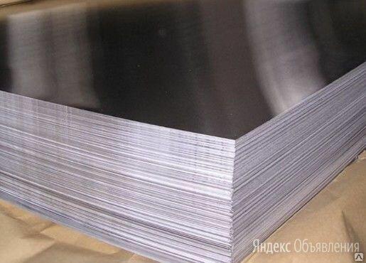 Лист нержавеющий 3, 03Х17Н13М2 1,5х3 М по цене 395₽ - Металлопрокат, фото 0