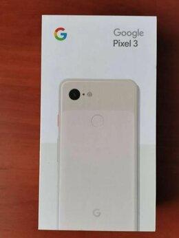 Мобильные телефоны - Телефон Google Pixel 3 Новый, 0