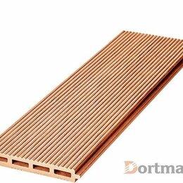 Пиломатериалы - Террасная доска Dortmax Velvet Modern (бесшовная), 0