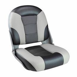 Компьютерные кресла - Кресло SKIPPER PREMIUM с высокой спинкой, черный/серый/темно-серый, 0