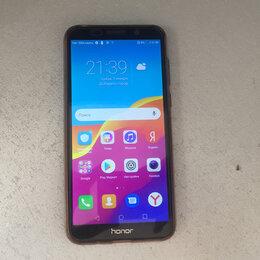 Мобильные телефоны - Honor 7A 16GB., 0