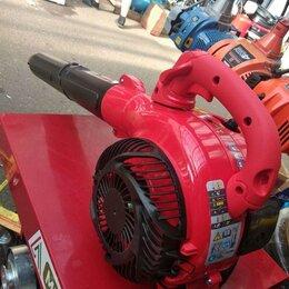 Воздуходувки и садовые пылесосы - Бензиновая воздуходувка-пылесос, 0