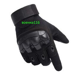 Одежда и защита - Перчатки стрелковые тактические со вставками, 0