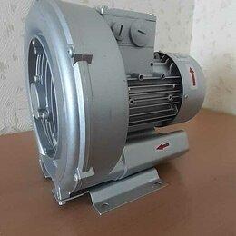 Воздуходувки и садовые пылесосы - Компрессор для пруда - воздуходувка вихревая (вакуумный насос), 0