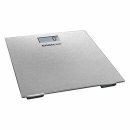 Напольные весы - Весы напольные ERGOLUX ELX-SB02-C03 серые, до 180 кг 84737, 0