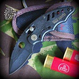 Ножи и мультитулы - Нож складной Columbia SR Toucan В/G в ножнах, 0
