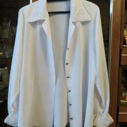 Блузки и кофточки - Блузка белая, 0