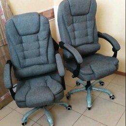 Компьютерные кресла - Удобное кресло для офиса с массажем, 0