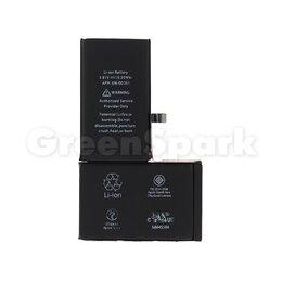 Аккумуляторы - Аккумулятор для iPhone X (616-00351) (HC) с монтажным скотчем, 0