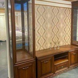Шкафы, стенки, гарнитуры - Витрина Берта (правая/левая) мебель, 0