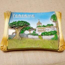 Сувениры - Магнит на холодильник Тенерифе, 0