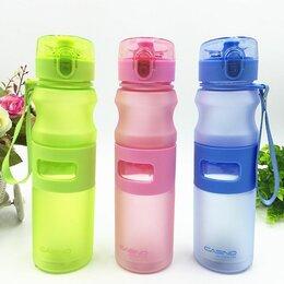 Аксессуары - Бутылка для воды спортивная, 0