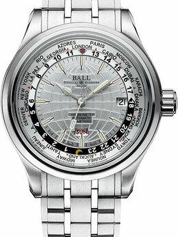 Наручные часы - Наручные часы BALL GM1020D-S1CAJ-WH, 0