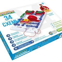 Развивающие игрушки - Конструктор Знаток электронный 34 схемы, 0