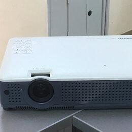 Проекторы - проектор Sanyo plc-xu75, 0