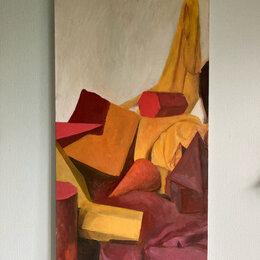 Картины, постеры, гобелены, панно - Натюрморт маслом на холсте «Порядок», 0