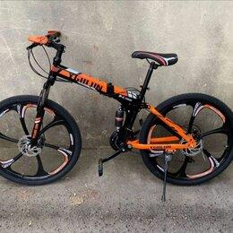 Велосипеды - Складной велосипед , 0