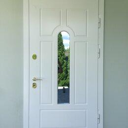 Входные двери - Входная дверь со стеклопакетом с доставкой и установкой , 0