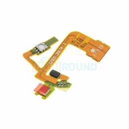 Прочие запасные части - Шлейф для Sony C6502/C6503 Xperia ZL с комп. (на…, 0