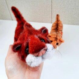 Рукоделие, поделки и сопутствующие товары - Тигр игрушка вязаная, 0