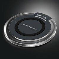 Док-станции - Беспроводное зарядное устройство, Fantasy Q7, 1.5A, черный, 0