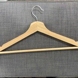 Вешалки-плечики - Деревянные вешалки плечики IKEA , 0