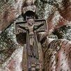 Нательный деревянный крестик  по цене 12000₽ - Рукоделие, поделки и сопутствующие товары, фото 0