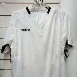 Спортивная защита - Футбол размер L,XL форма футбольная Mitre Магазин, 0