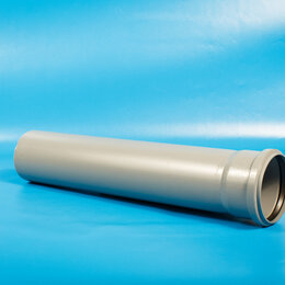 Канализационные трубы и фитинги - Трубы AquaLine Труба канализационная внутренняя  AquaLine Д-110х2,2х2,0м Эконом, 0