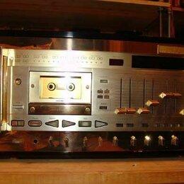 Музыкальные центры,  магнитофоны, магнитолы - Nakamichi 1000zxl limited кассетная дека, 0
