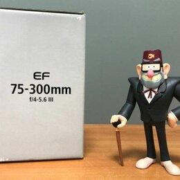 Объективы - Объектив Canon EF 75-300mm f/4-5.6 III, 0