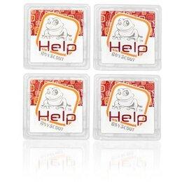 Бытовая химия - Саше от моли Help с ароматом жасмина 4 шт 80305, 0
