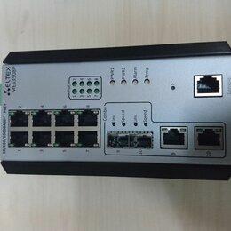 Проводные роутеры и коммутаторы - Коммутатор с PoE eltex MES3508P, 0