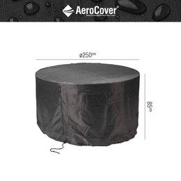 Аксессуары для садовой мебели -  Чехол круглый на садовую мебель Ø250X85 СМ, 0