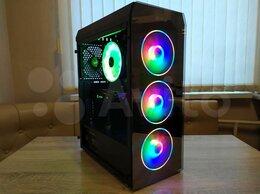 Настольные компьютеры - Мощный игровой пк   CPU AMD Ryzen 5 1600, 0