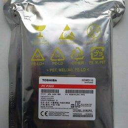 Внутренние жесткие диски - Toshiba PC P300 1TB, 0