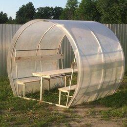 Комплекты садовой мебели - Продам беседки дачные со столиком и лавочками Кондрово, 0