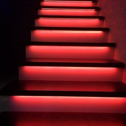 Интерьерная подсветка - Автоматическая подсветка лестниц, 0