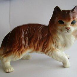 Статуэтки и фигурки - фарфор статуэтка персидская кошка COOPERCRAFT England  , 0