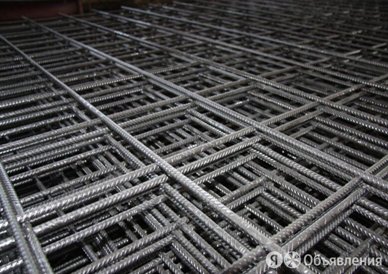 Сетка арматурная 150х50х12 мм А1 ГОСТ 23279-2012 по цене 38475₽ - Металлопрокат, фото 0
